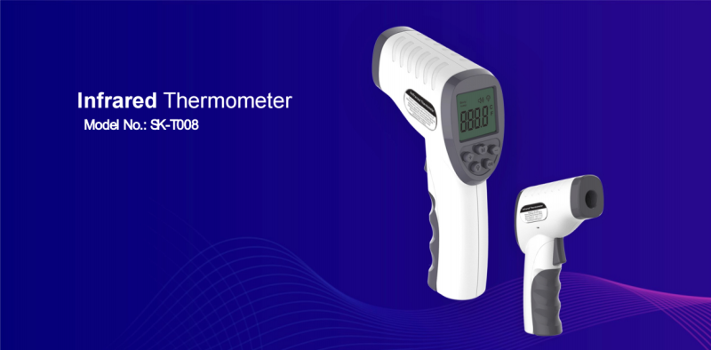Infrarood Thermometer Contactloos
