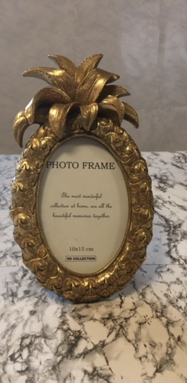 PINEAPPLE PICTURE FRAME