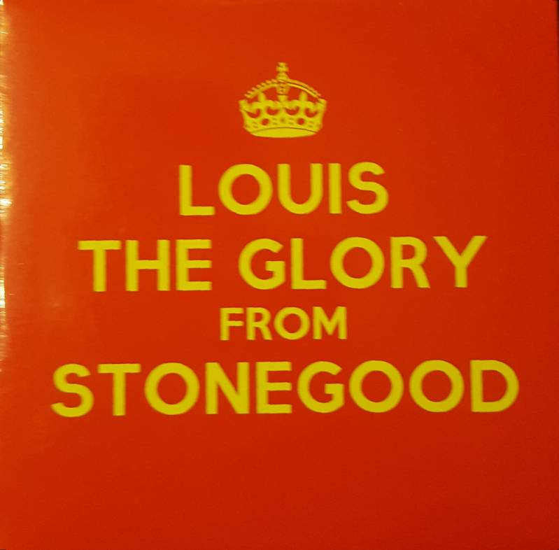 CD Single Louis the Glory