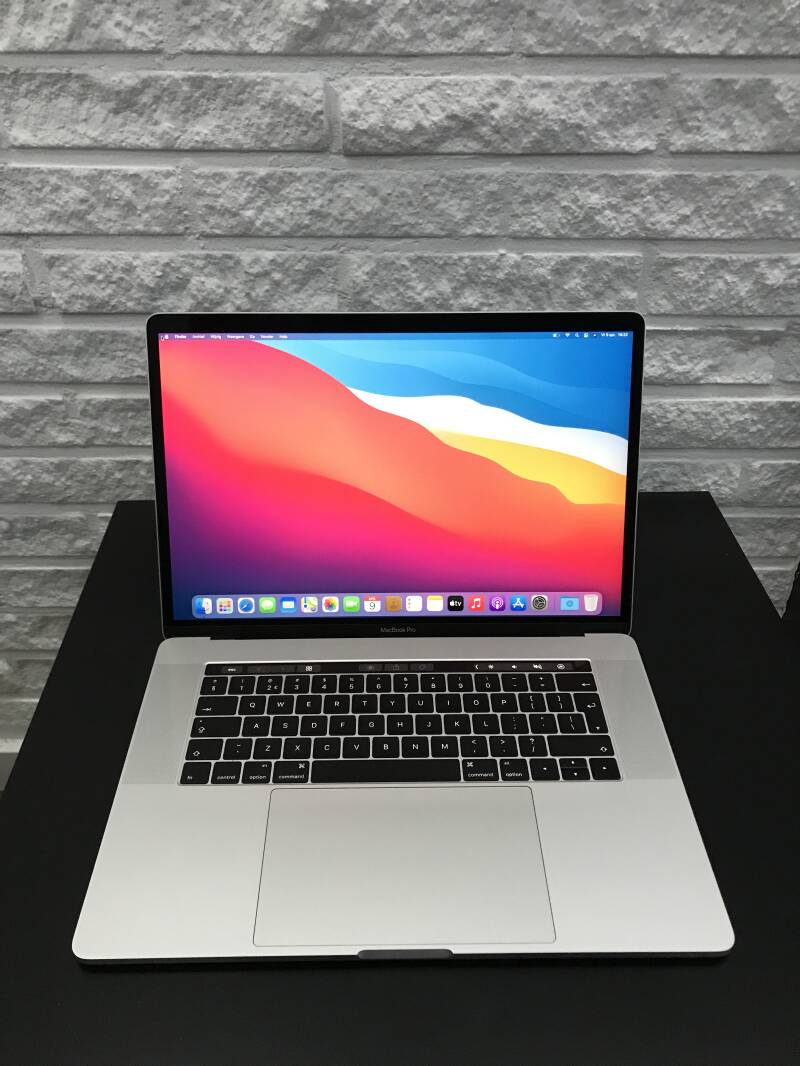 Apple macbook pro 15 retina i7 16GB 256GB SSD refurbished ✔uit 2017 Conditie⭐⭐⭐⭐