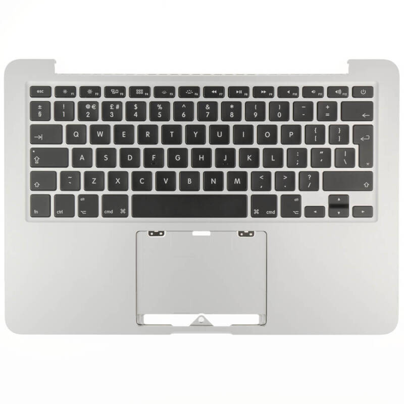 Macbook Pro A1502 behuizing (Late 2013 – Mid 2014)   originele