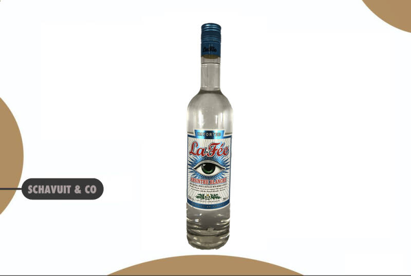 La Fee Absinth Blanche