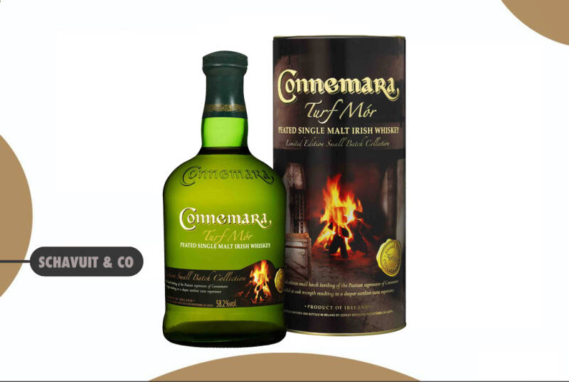 Connemara Single Malt Gift Box | Whiskey