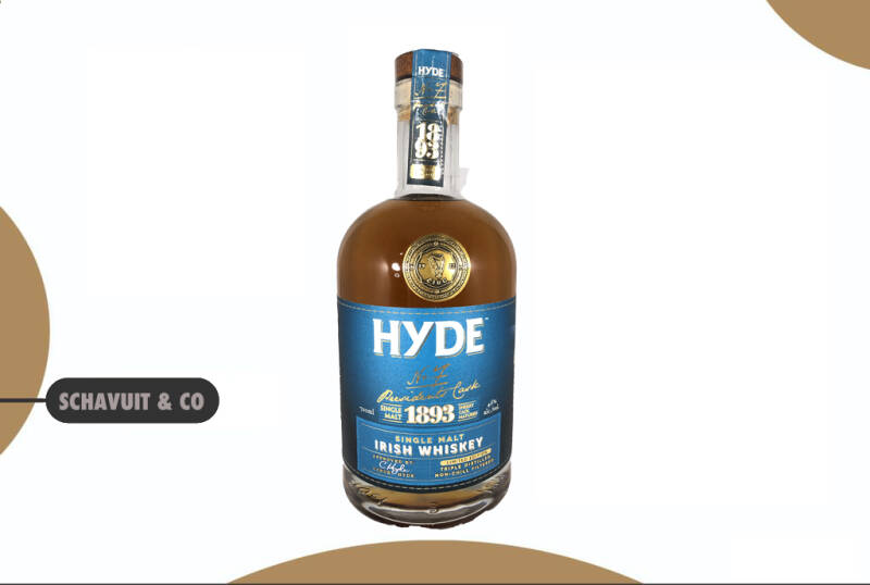 Hyde No.7 Sherry Cask   Whiskey
