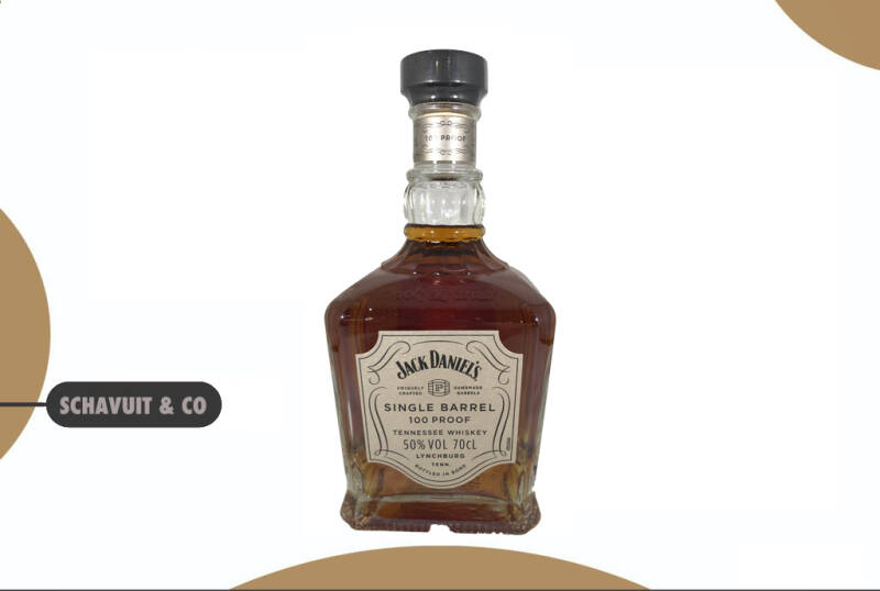 Jack Daniel's Single Barrel 100 Proof | Bourbon