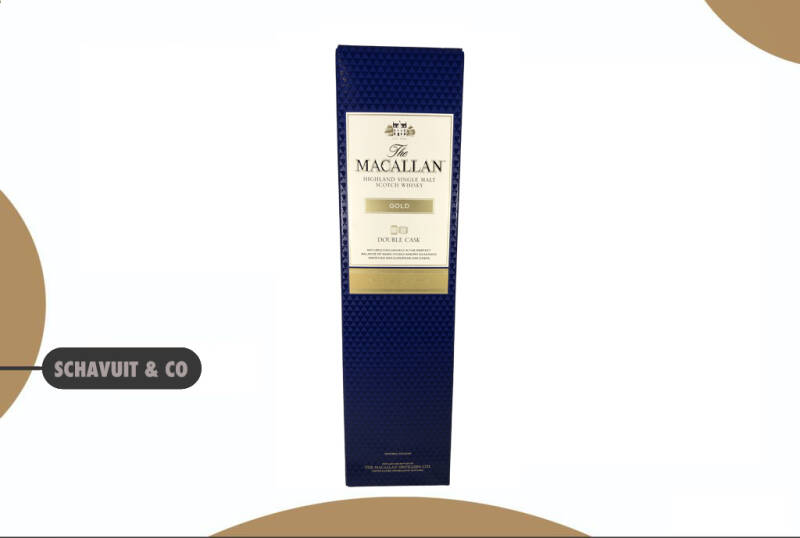 The Macallan	Double Cask Gold | Whisky