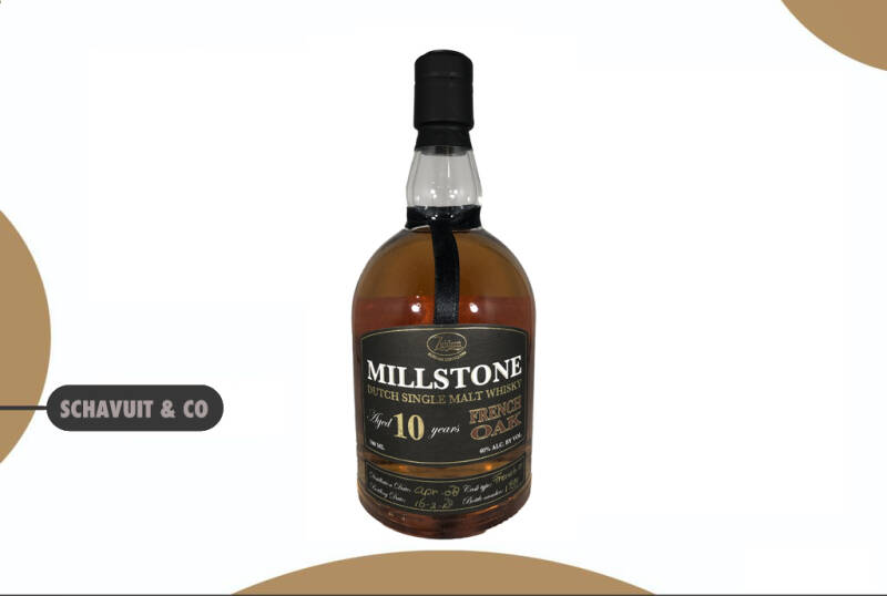 Millstone	French Oak | Whiskey (NL/BE)