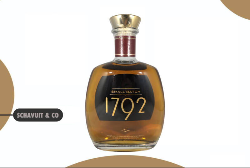 Ridgemont 1792 Small Batch Bourbon