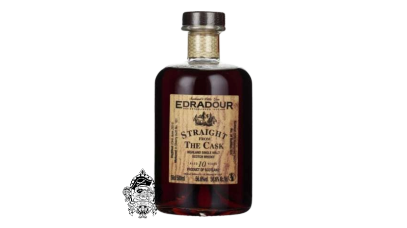 Edradour 2010 straight from the cask | Whisky