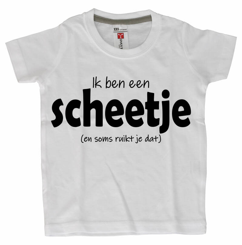 Dreumes/Baby T-shirts  Scheetje
