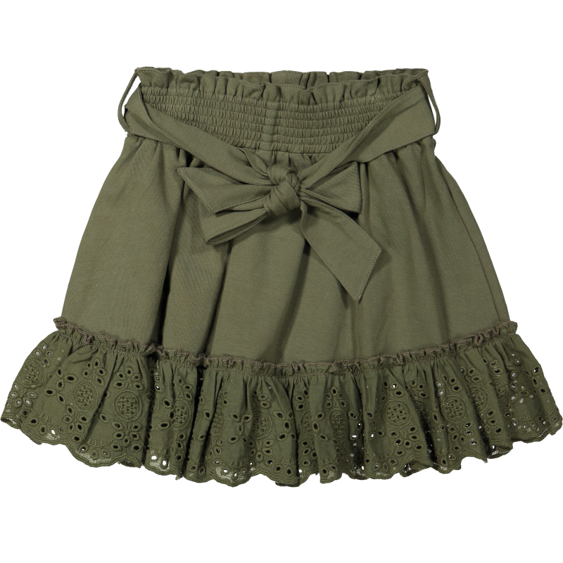 Vinrose meisjes Skirt Dusty Olive
