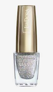 Glitter nails 922 shooting stars