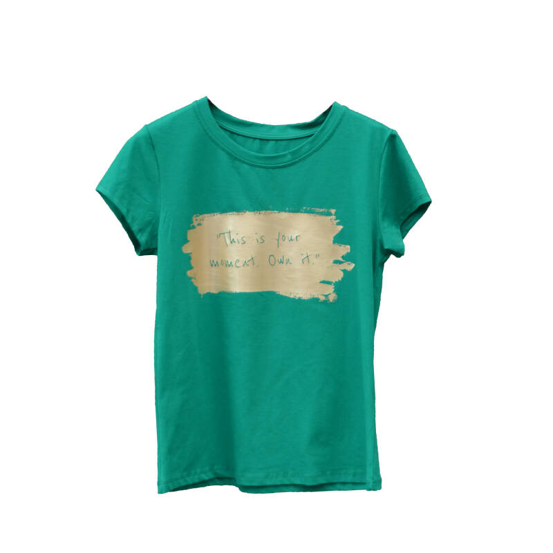 Tops & T-shirts - This is your moment Goud
