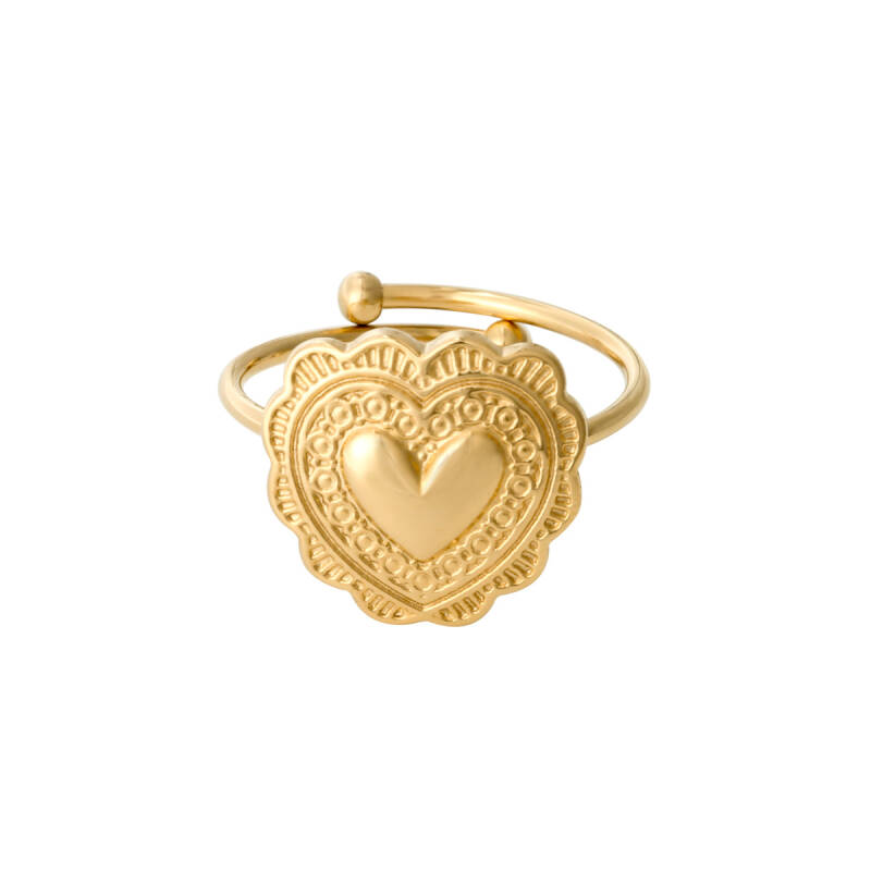 Ringen - True Love Goud