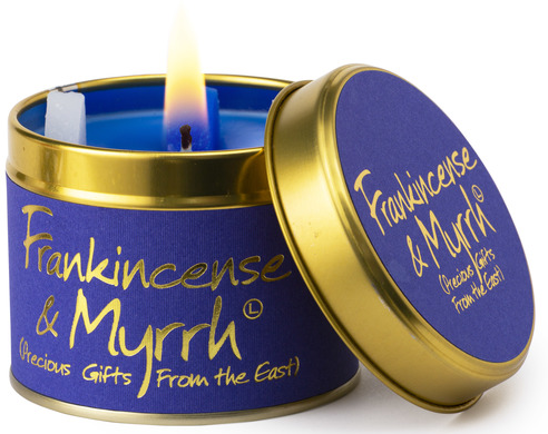 Frankincense & Myrrh - Precious gifts from the East