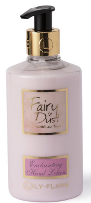 Fairy Dust - Invisible & True. - Handlotion