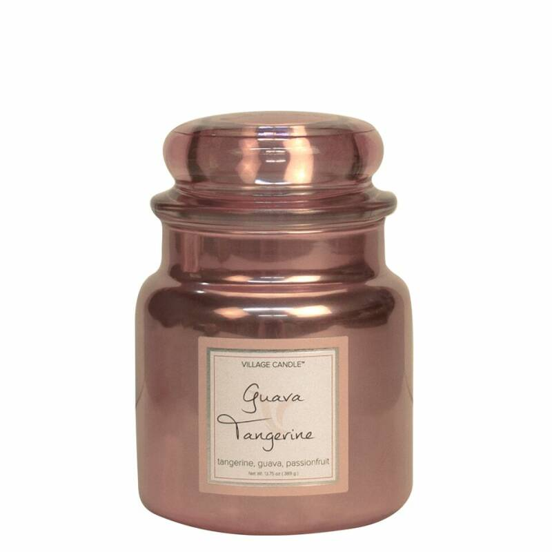 Guava Tangerine Large Candle