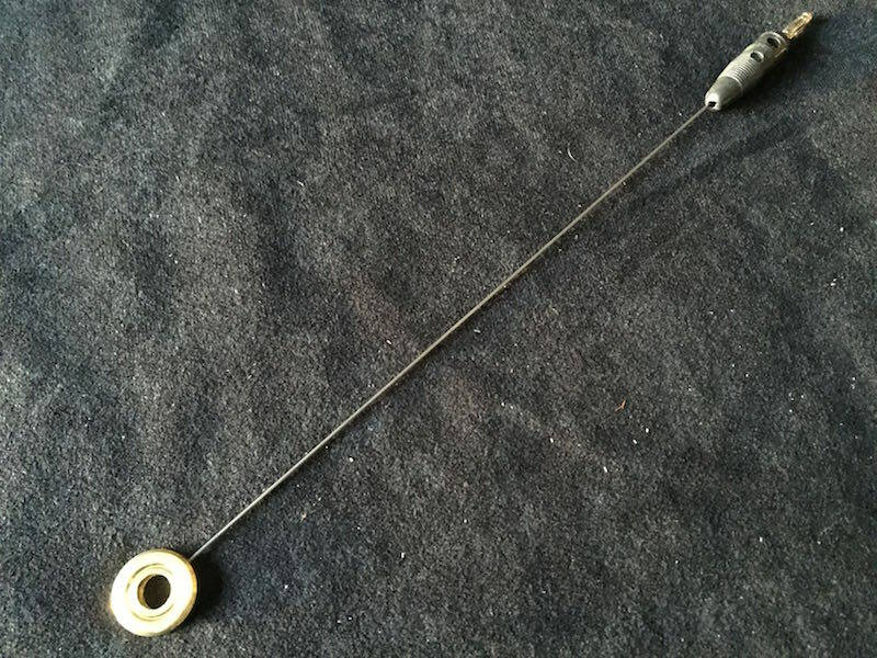Replacement antenna for the standard Bio Energy Tester