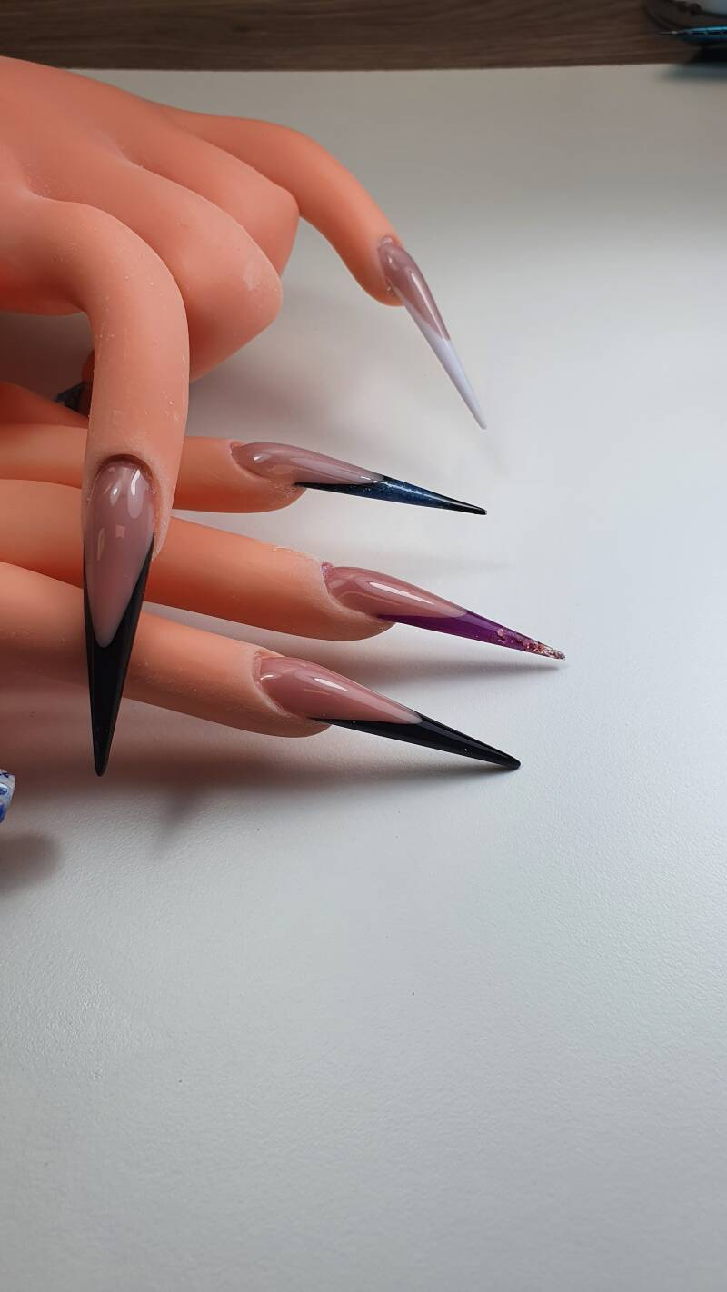 Master Stiletto Gel Live Opgenomen les
