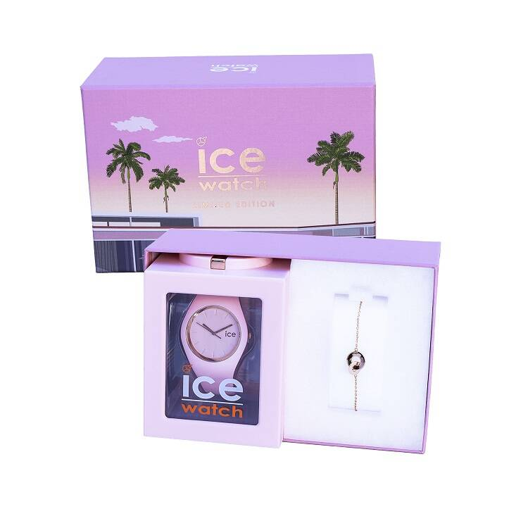 Gift box ICE Glam pastel M