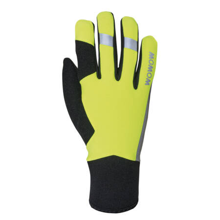 Wowow handschoenen Early Fog Yellow M