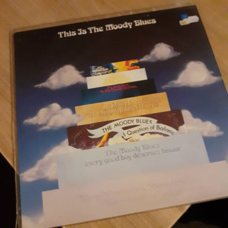 The Moody Blues - This Is The Moody Blues (Double LP)