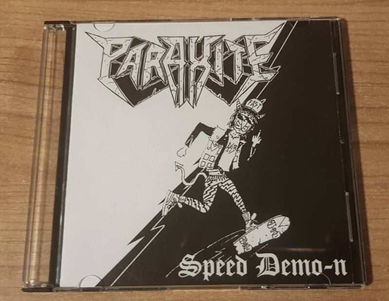 Paraxile- Speed demo - ll