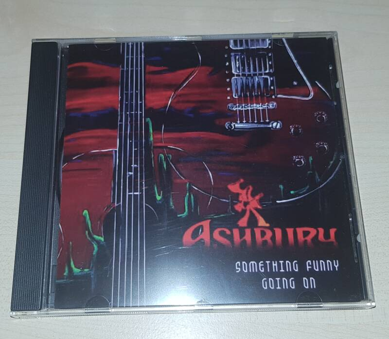 Ashbury ‎– Something Funny Going On