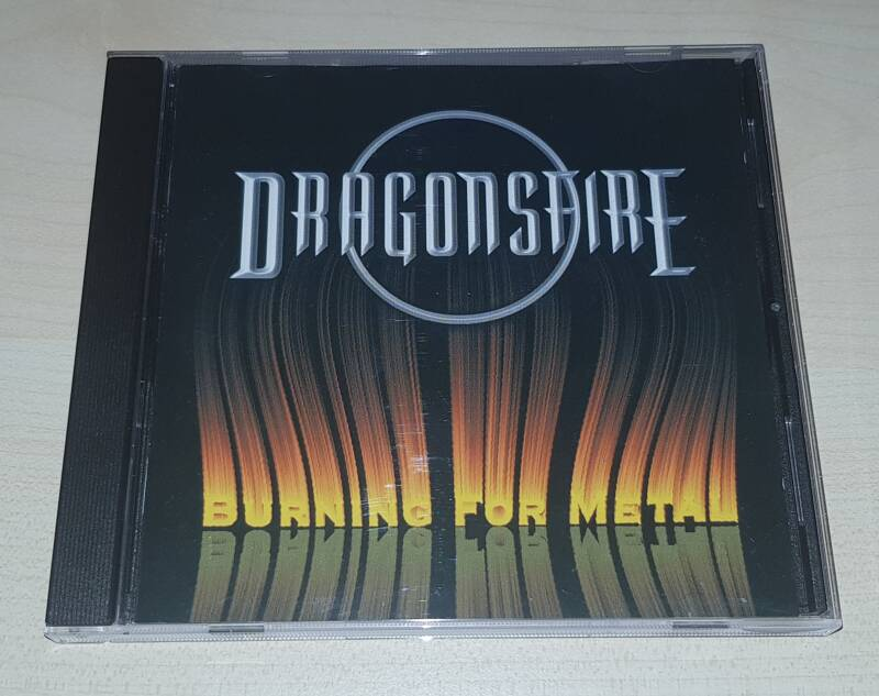 Dragonsfire ‎– Burning For Metal