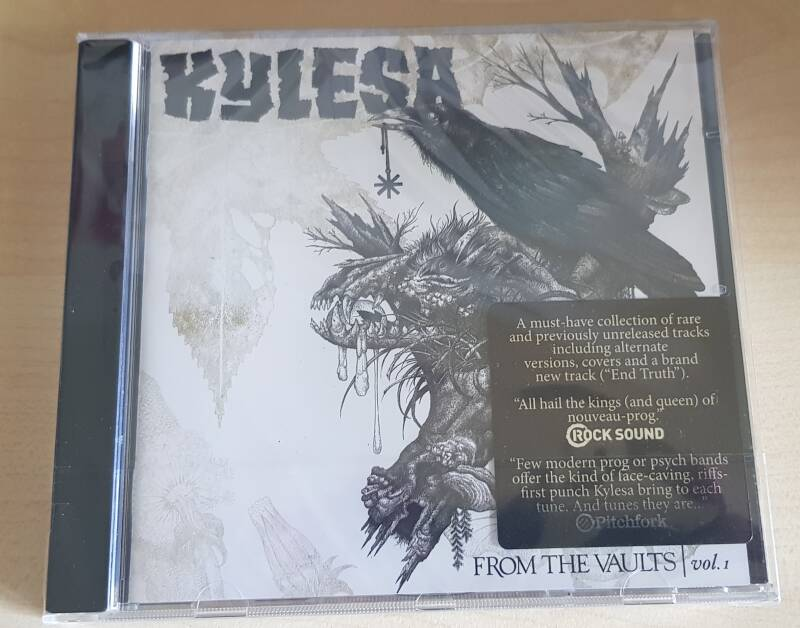 Kylesa - From The vaults (vol1) compilation