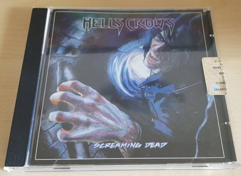 Hells Crows - Screaming Dead