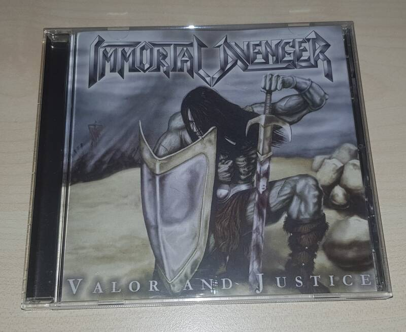 Imortal Avenger - Valor and Justice