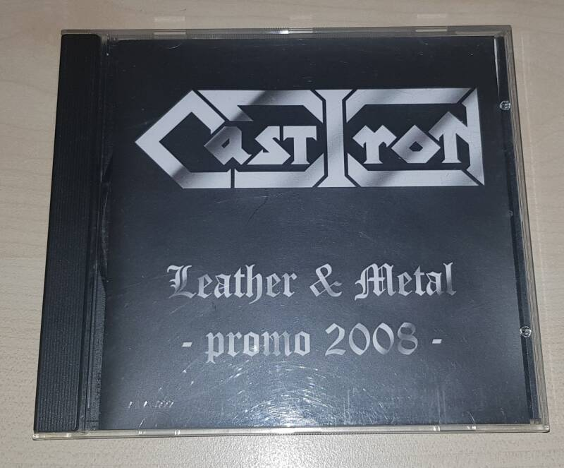 Cast Iron - Leather & Metal