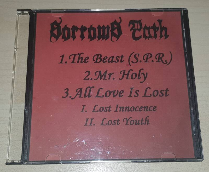 Sorrows Path - ST