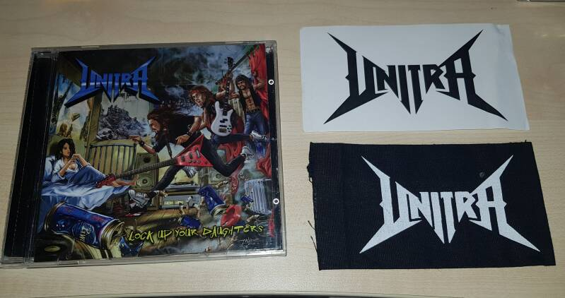 Unitra - Lock Up Your Daughters