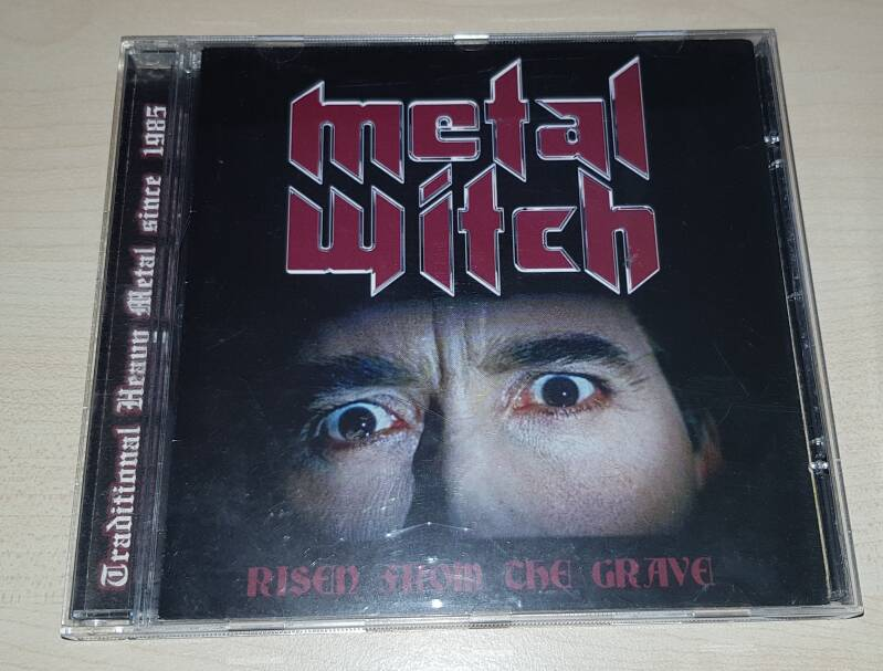 Metal Witch - Risen From The Grave