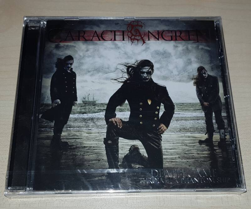 Carach Angren - Death Came Through A Phantom Shit