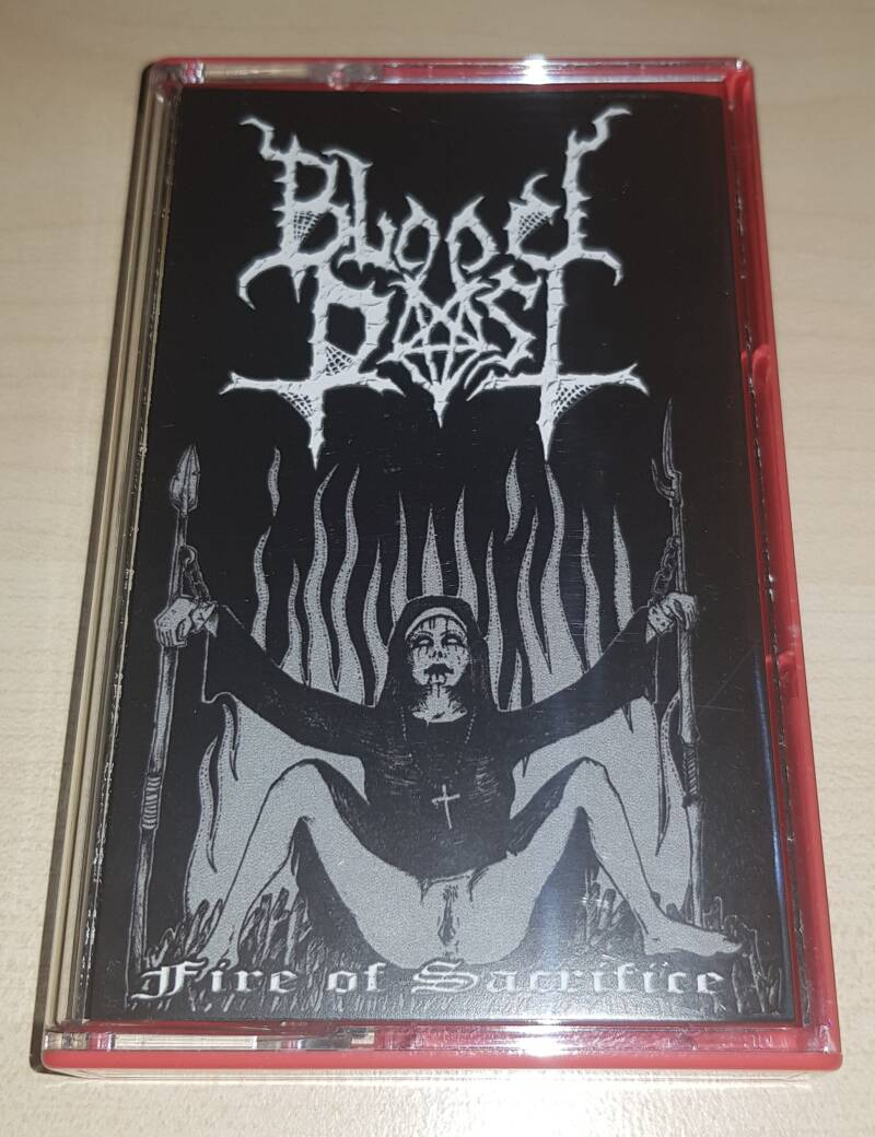 Blooddust - Fire of Saccrifice