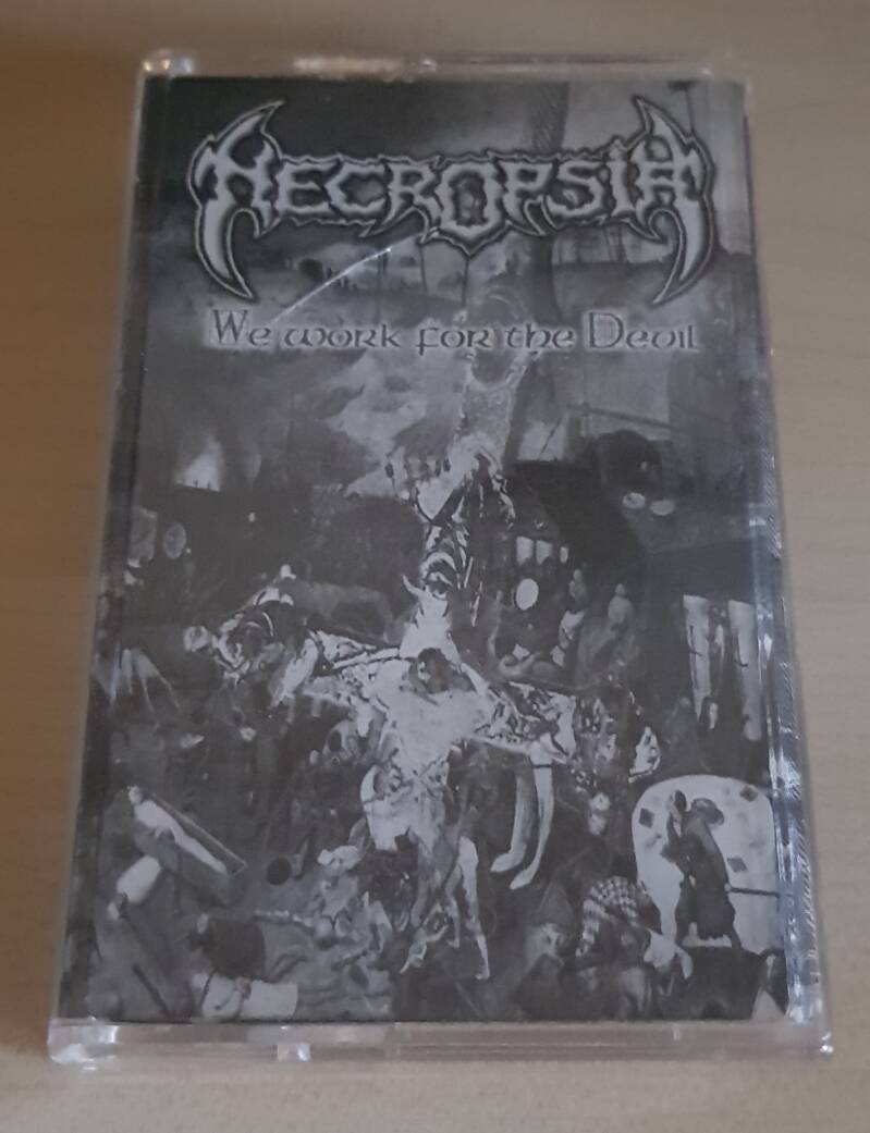 Necropsia - We Work For The Devil