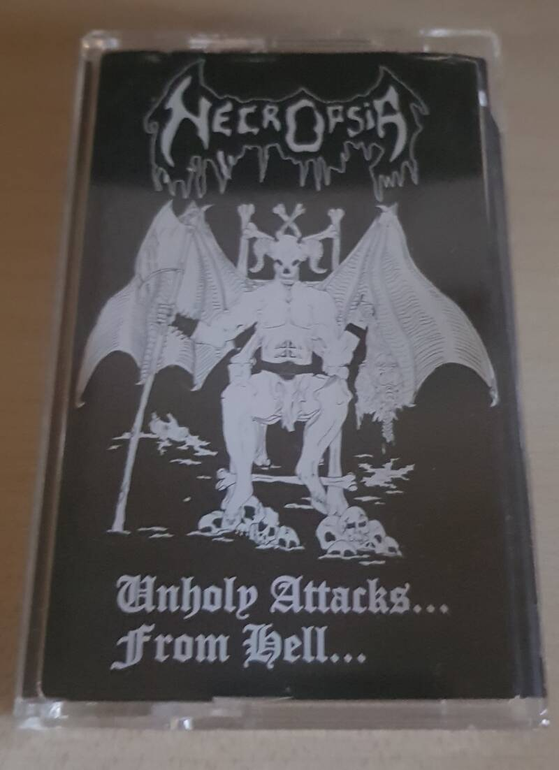 Necropsia - Unholy Attacks From Hell