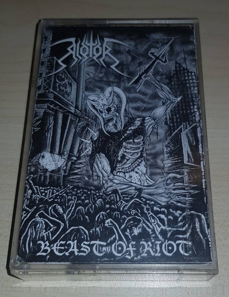 Riotor - Beast of Riot