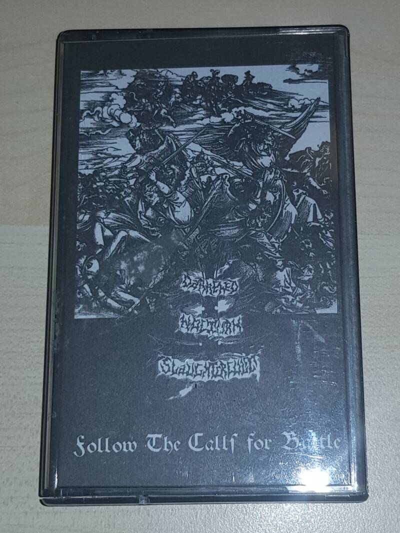 Darkened Noctrum Slaughtercult - Follow The Callf For Battle