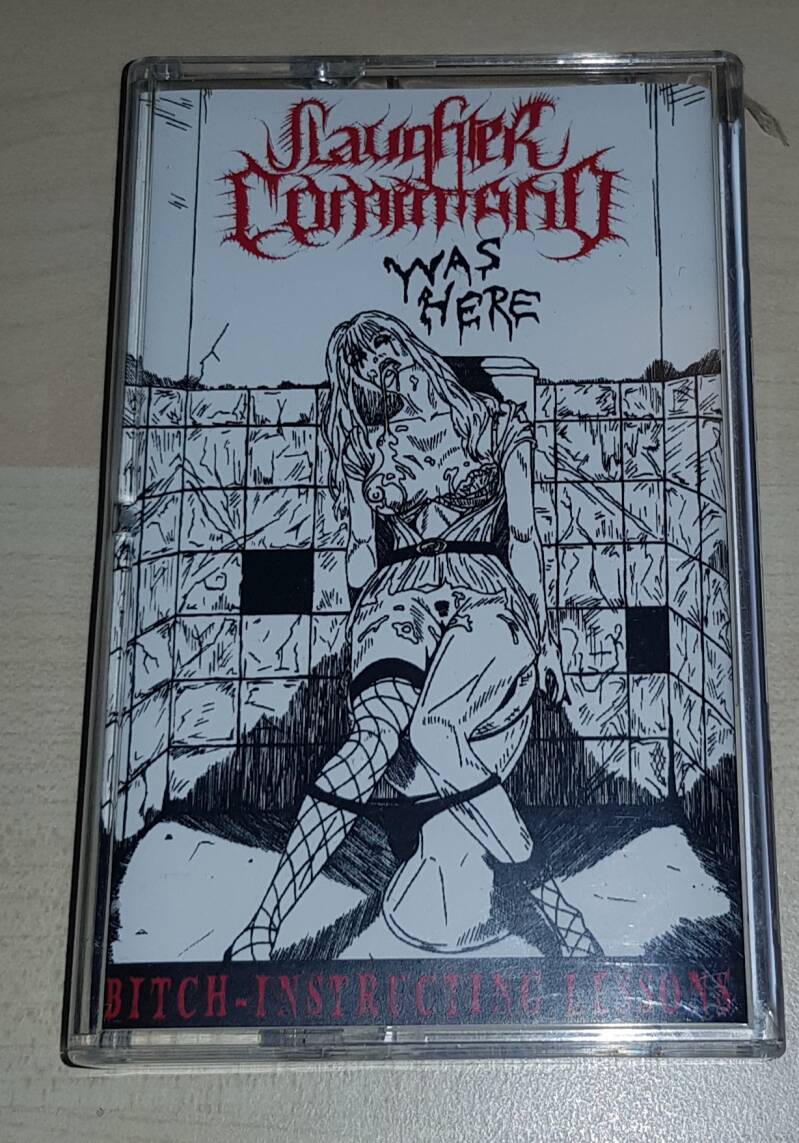 Slaughter Command - Bitch Instructing Lessons