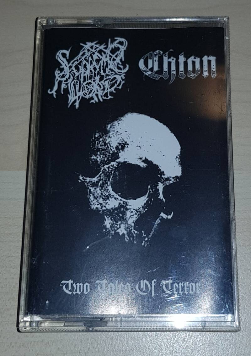 Supreme Lord / Chton – Two Tales Of Terror spilt