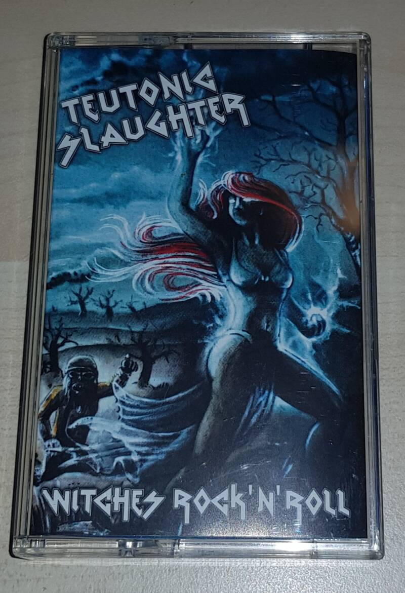 Teutonic Slaughter - Witches Rocn 'N Roll