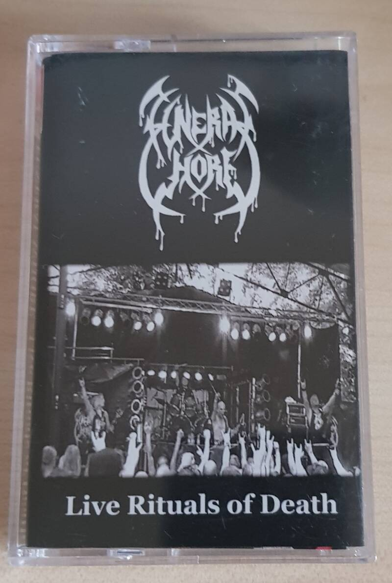 Funeral Whore - Live Rituals Of Death