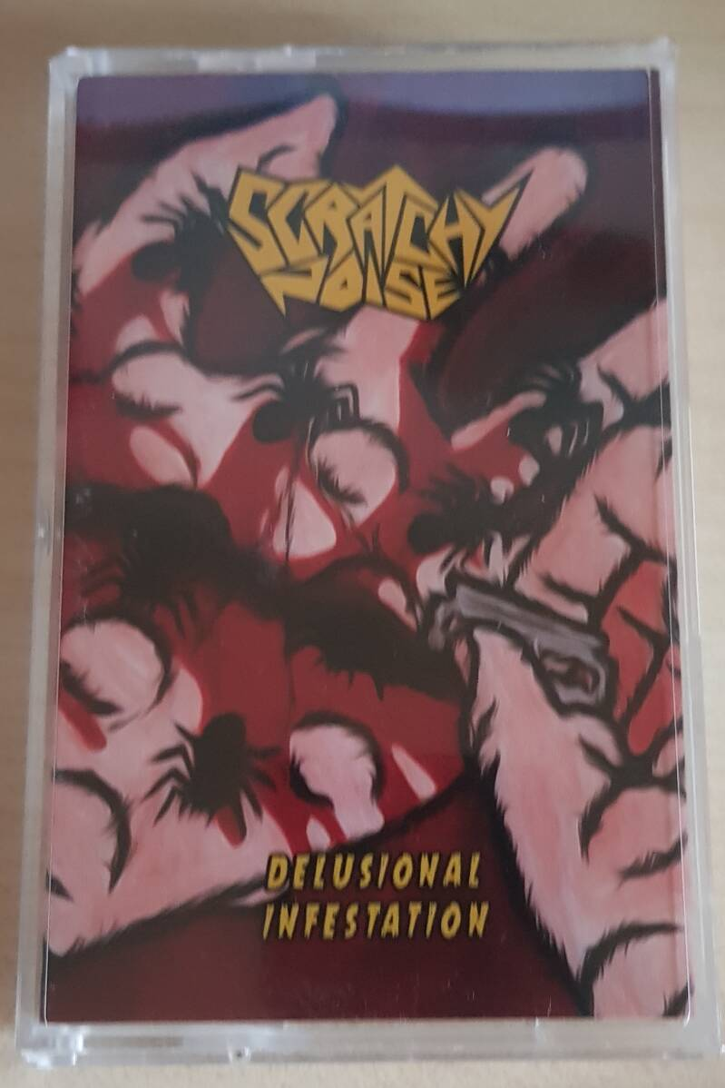 Scratchy Noise - Delusional Infestation