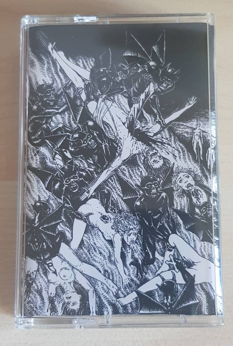 Pazuzu / Morbid Perversion - Darkest Abominations split