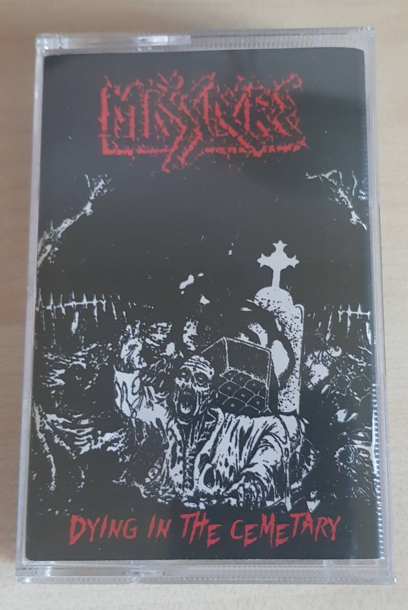 Massacre - Dying In The Cemetary