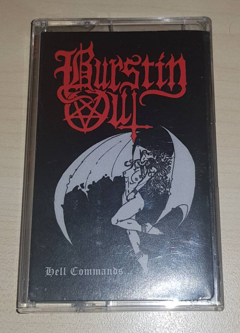 Burstin Out - Hell Commands...